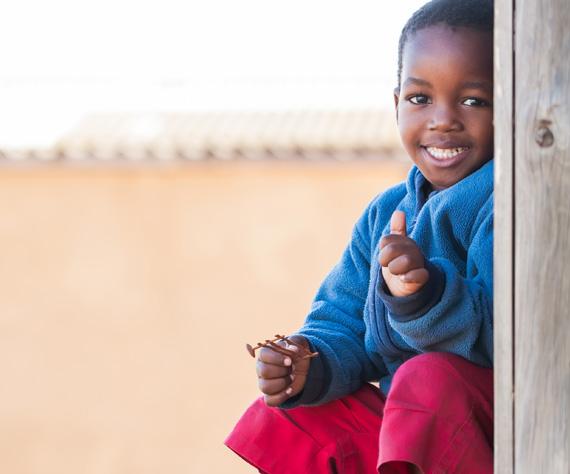Support Children - It starts with one child